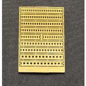 Рояльные петли Тип 2 35004