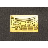 Шанцевый инструмент на БТР-70 и БТР-80 35009