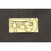 Шанцевый инструмент на советскую бронетехнику 35010