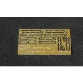 Seatbelts Luftwaffe WWII 48004